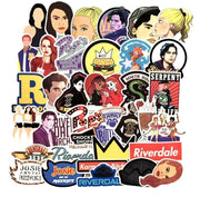Lot de 30 Stickers Riverdale
