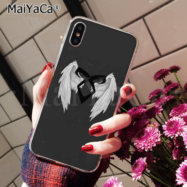 Coque iPhone - Shadowhunters