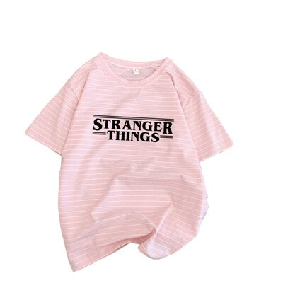 Tee-Shirt Stranger - Stranger Things