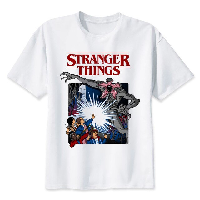 Tee-Shirt Demogorgon -Stranger Things