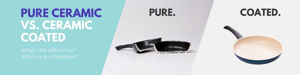 Xtrema pure ceramic cookware vs. ceramic coated cookware