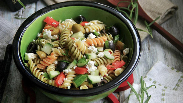 pasta salad recipe for kids
