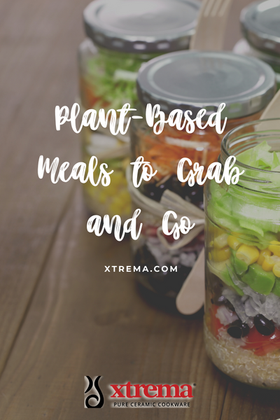 plant based meals on the go