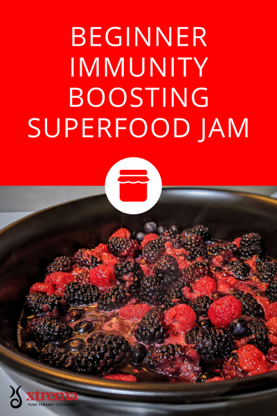 superfood jam