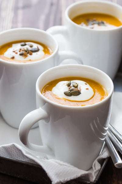 butternut squash winter soup recipe