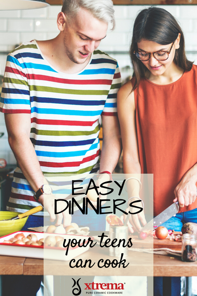 easy dinners teens can make