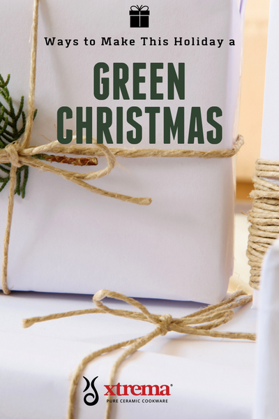 green Christmas gift guide