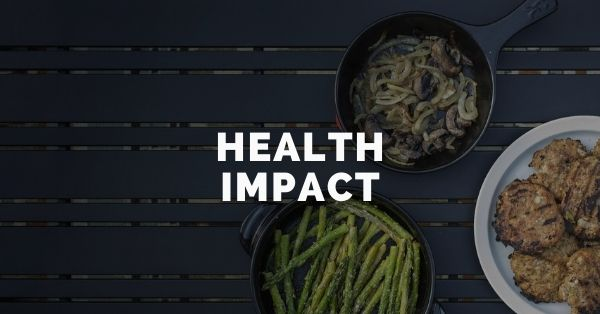Health Impact | Xtrema Sustainable Cookware