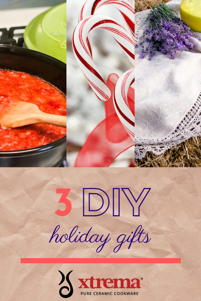 Homemade Christmas gifts DIY holiday presents