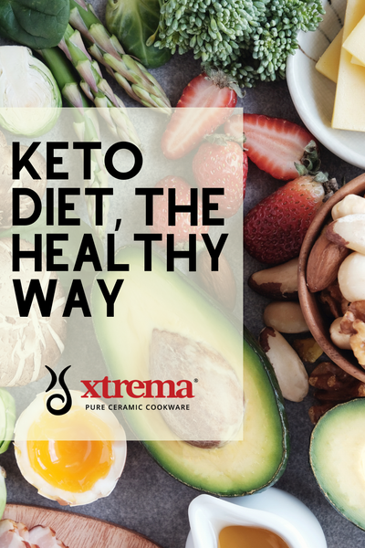 healthy keto diet tips