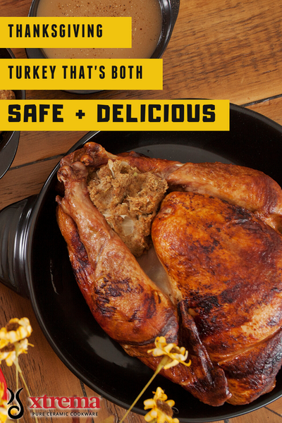 Thanksgiving turkey tips for a safe and delicious bird