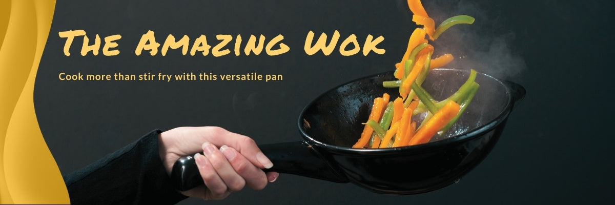 Xtrema Wok | for more than just stir fry