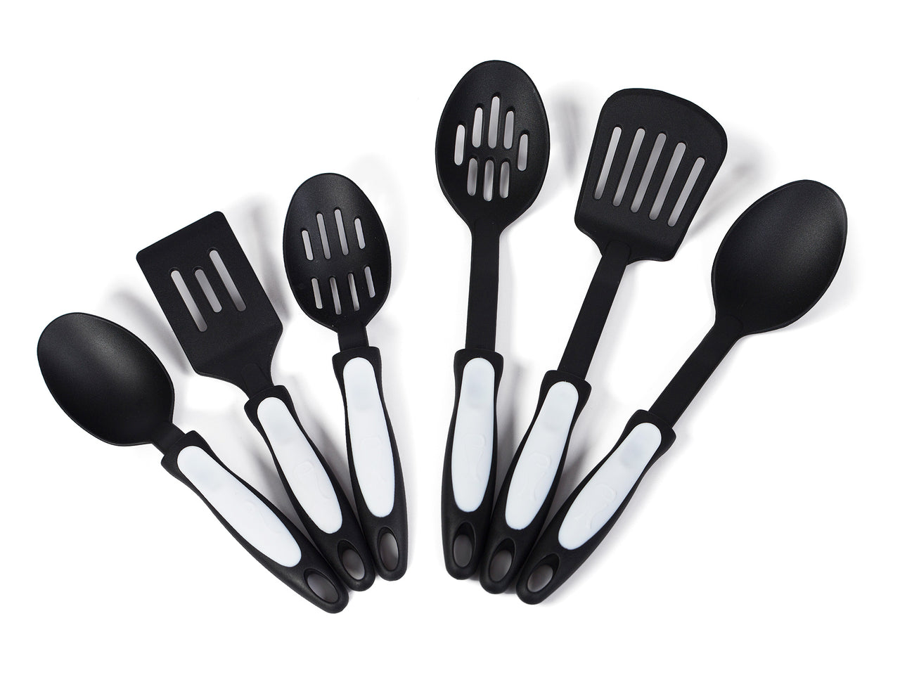 6-Piece Nylon Kitchen Tool Set