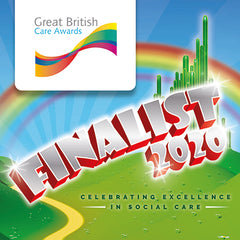 Great British Care Awards Finalist