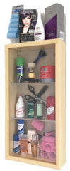 Hairdressing and barbers themed dementia care home memory box