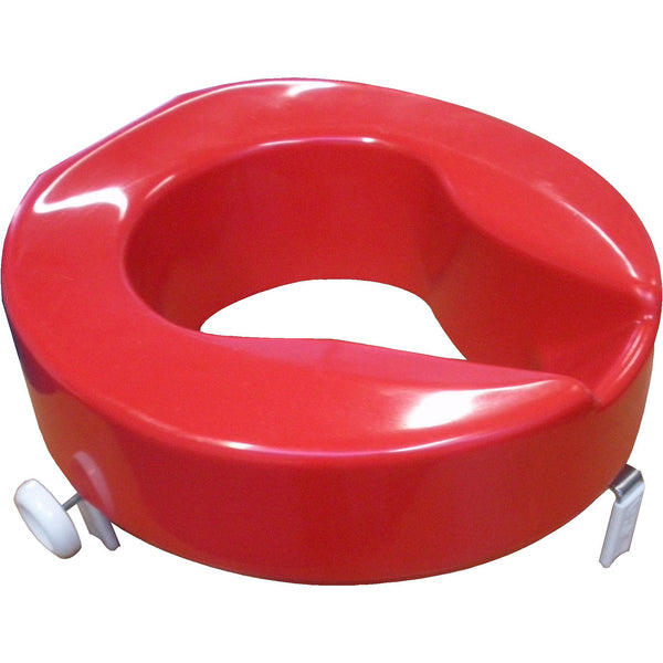 Toilet Seat - Raised, Toilet and Bathroom, The Care Home Designer