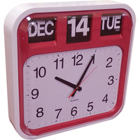 Calendar clock, Clocks, The Care Home Designer