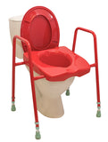 Toilet Frame and Seat, Toilet and Bathroom, The Care Home Designer