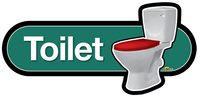 Door signs - Toilet, Toilet and Bathroom, The Care Home Designer