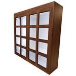 Illuminated Wall Cabinet, Furniture for Murals, The Care Home Designer