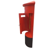 Pillar Box Letter Box, Furniture for Murals, The Care Home Designer