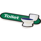 Door signs - Toilet - The Care Home Designer