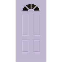 Door Decor / Door-cals - Traditional design
