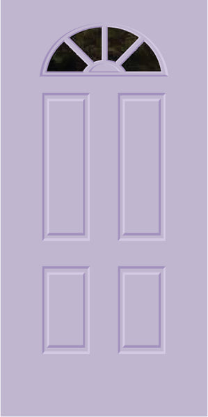 Door Decor / Door-cals - Traditional design, Personalisation, The Care Home Designer