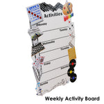 Weekly Activity Boards, Display Board, The Care Home Designer