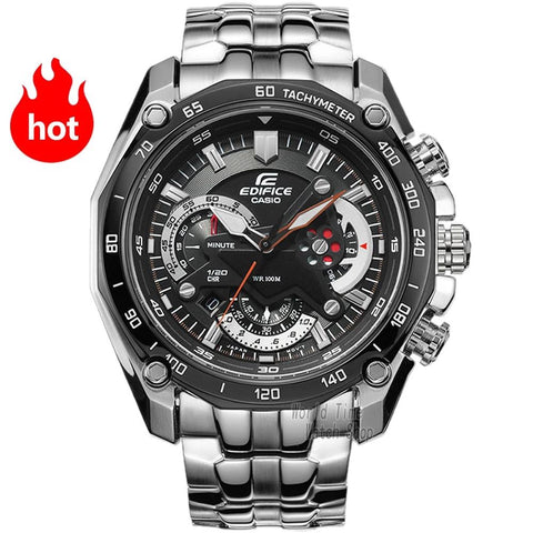 Men Sport watch quartz Waterproof Chronograph - Planet service