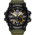 Men digital watch top luxury set military LED waterproof