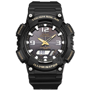 Men digital watch sport 100 Waterproof quartz