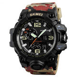 Men's Sports Watches Waterproof Digital Quartz Watch - Planet service