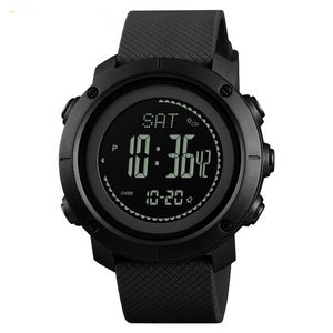 Men's Digital Fashion Sports Wristwatches - Planet service