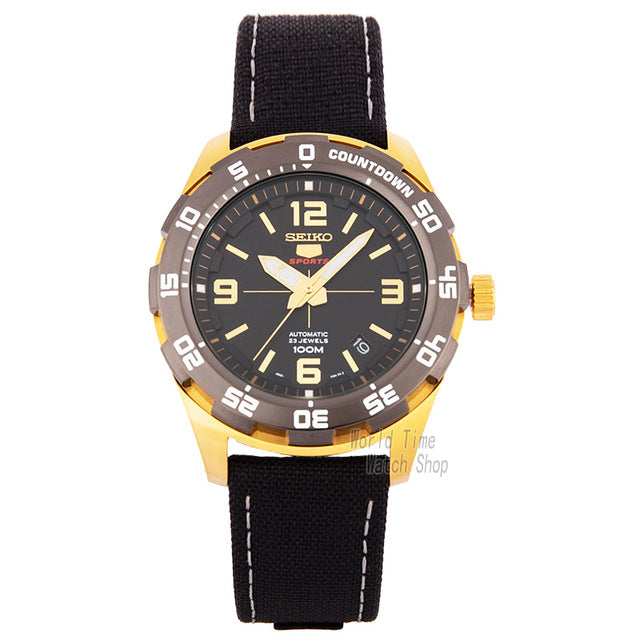 Sports 24 Jewels  Automatic Men's Watch - Planet service