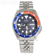 Men's Watch Diver's Analog Automatic Stainless Steel - Planet service