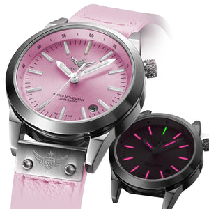 Women's Quartz Sports Wristwatch - Planet service