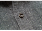 Men's Slim Clothes Casual Shirts Cotton Linen Long Sleeve - Planet service