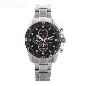 Men's watch Quartz Genuine Multifunction Timing - Planet service