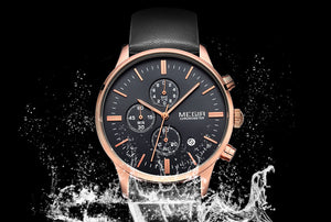 Men quartz waterproof sports wristwatch - Planet service
