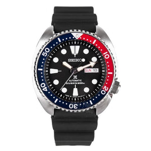 Men's diving watch stainless steel Dual language - Planet service