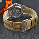 Men Wristwatch Automatic mechanical waterproof watch - Planet service