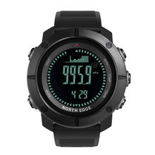 Men's sport Digital watch Altimeter Barometer Compass - Planet service