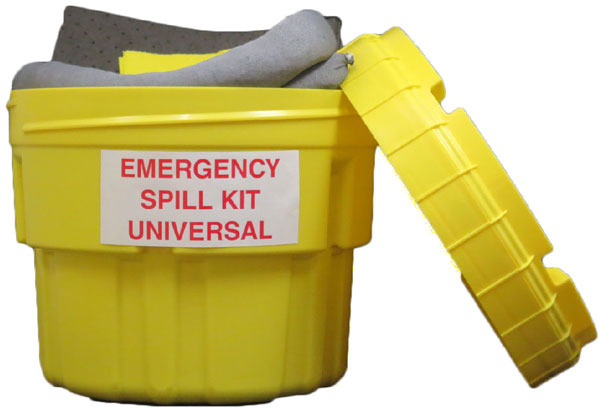 20 Gallon Spill Kits & Refill Boxes - Hazmat/Universal/Oil Only