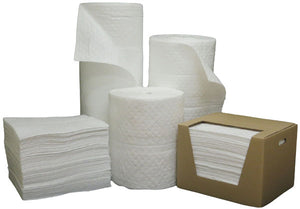 Boxed Rolls - Bonded/Fine Fiber/Laminate - White Oil Only