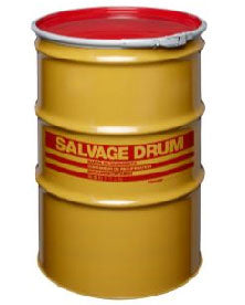 Salvage Drums - Bolt Ring/Lever Lock Lid's