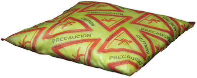 Yellow Caution Pillows