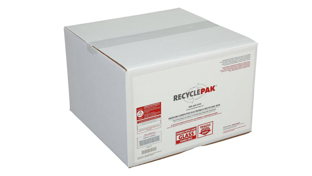 Medium Electronics Recycling Box