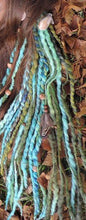 Hand dyed Wool Hair Extension Workshop