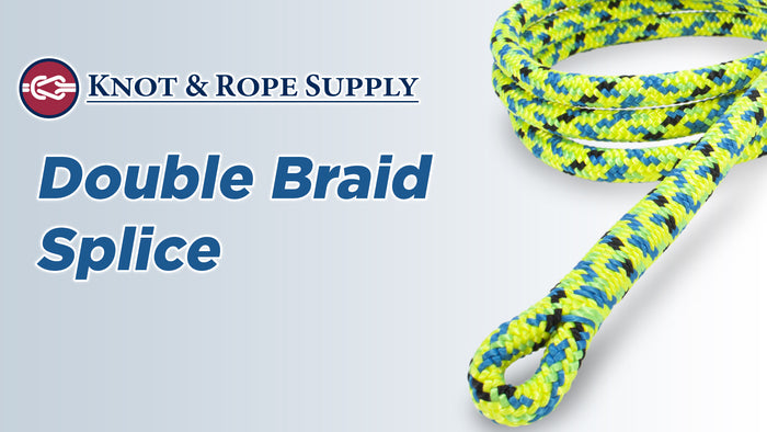 Double Braid Splice